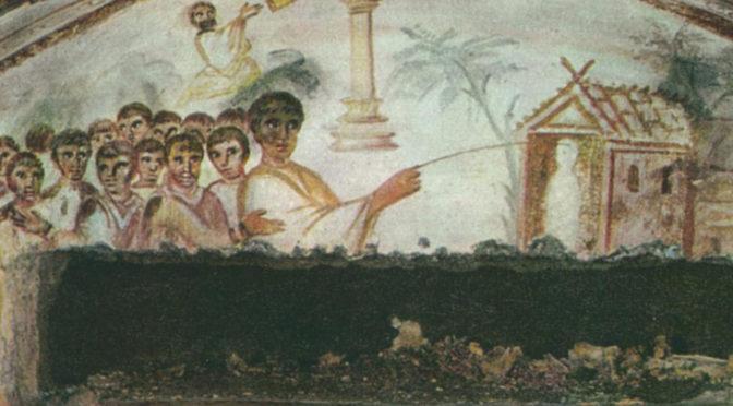 Transitions funéraires en Occident, 2 : de la cité antique à l'Église médiévale. Rome, Ecole française de Rome, 6-7 septembre 2018